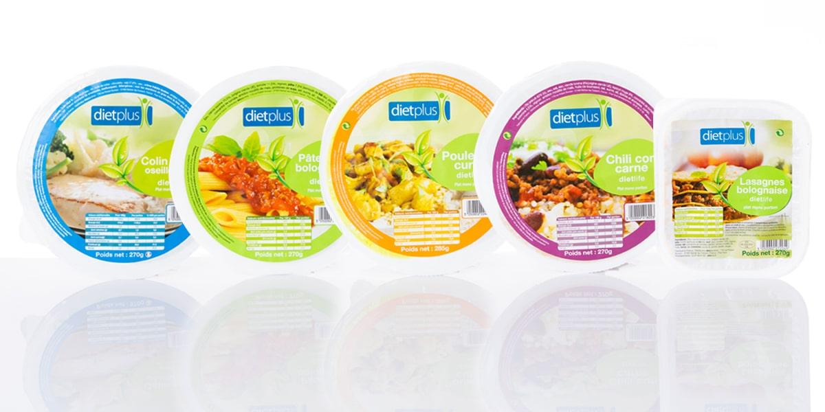 Des repas pratiques, tout prêts, équilibrés !