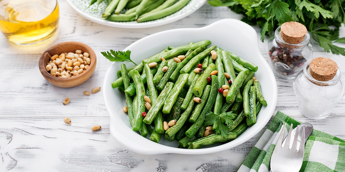 Le légume du mois: le haricot vert