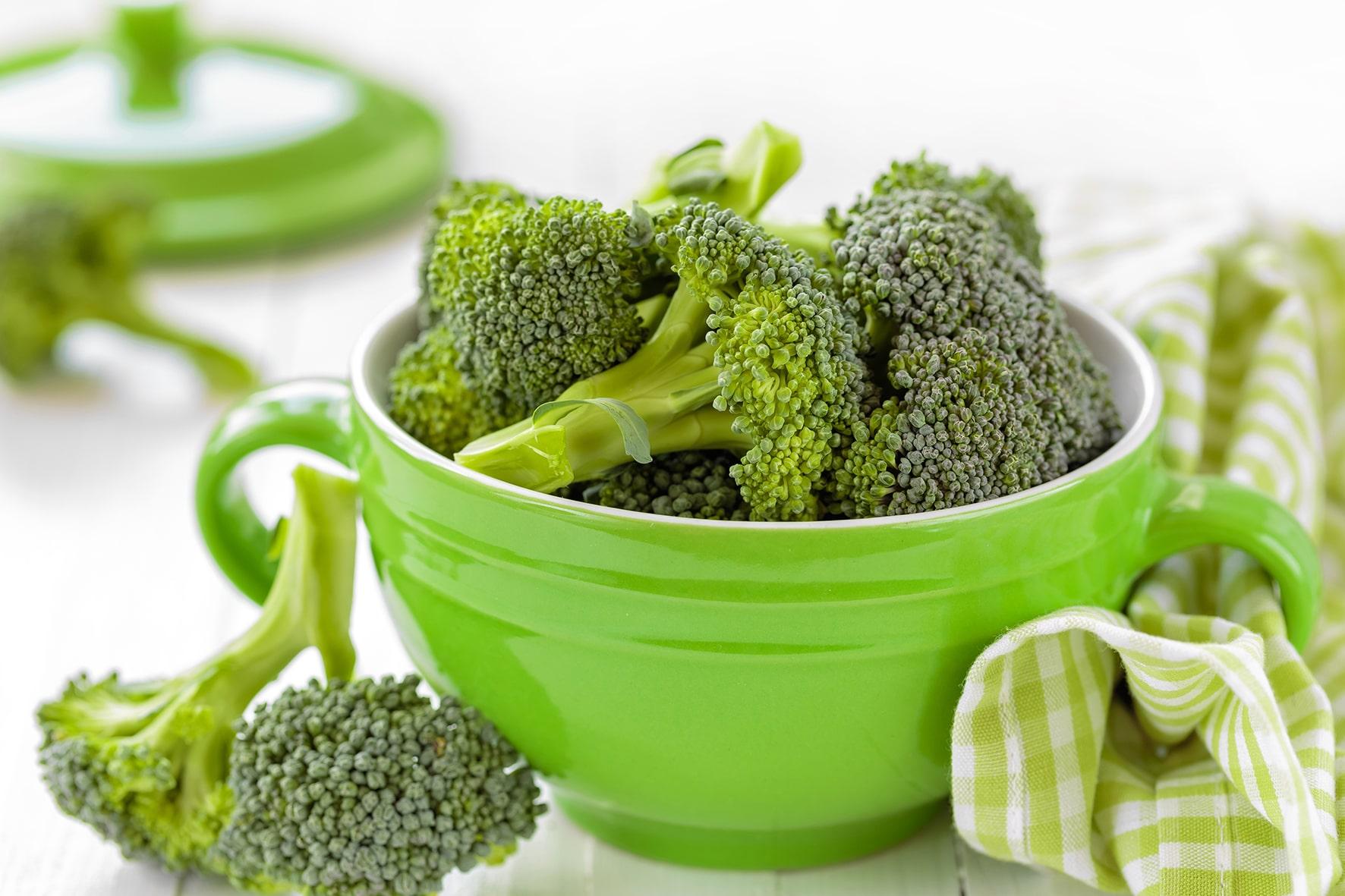 Le légume du mois : le brocoli